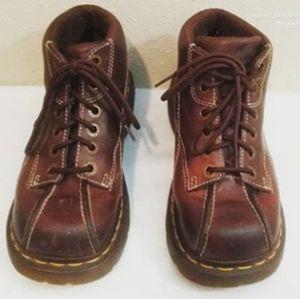 Dr. Marten's Brown Boots